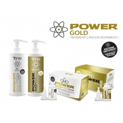 ORGANIC CARE POWER GOLD SHAMPOO  Kit Hairstraightening TAHE