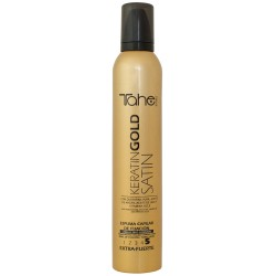 SPUMA   SATIN  KERATIN GOLD   ORGANIC CARE  TAHE 300ml