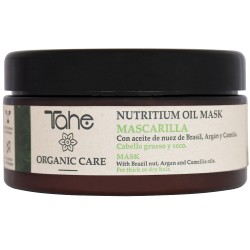 NUTRIUM  OIL MASK Par GROS  ORGANIC CARE TAHE 300 ml