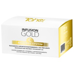 INFUSION GOLD C TRATAMENT  TAHE