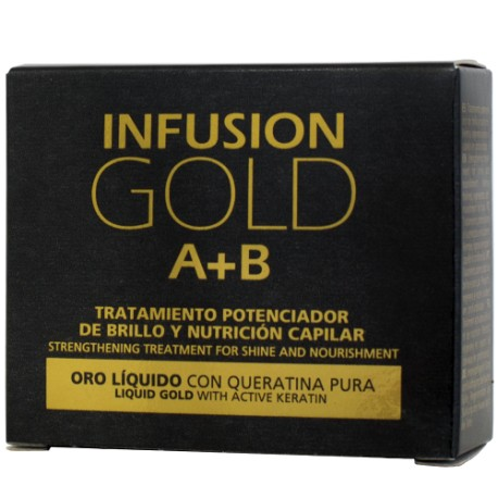 INFUSION GOLD  A+B ORO