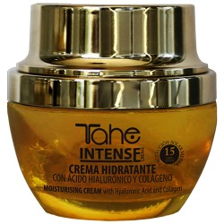 MOISTURISING CREAM INTENSE Tahe Cu acid hialuronic și colagen. 50ml